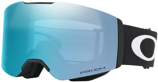 Oakley - Fall Line - Accessories - Schneebrillen - Schneebrillen verspiegelt - matte black