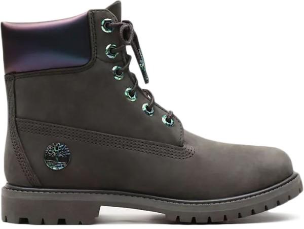 6 INCH IRIDESCENT PREMIUM BOOT - Timberland - Damen - Dark Green Iridesc - Schuhe - Winterschuhe und Stiefel - Stiefel - Winterschuh High