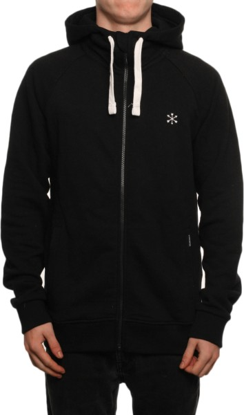 BE NO ORIG ZIP Hoodie - Benonconform - Herren - Black - Streetwear - Sweater und Strick - Sweaters - Zip Hoodie