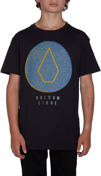 Volcom - Cracked BSC SS - Kinder - T-Shirt