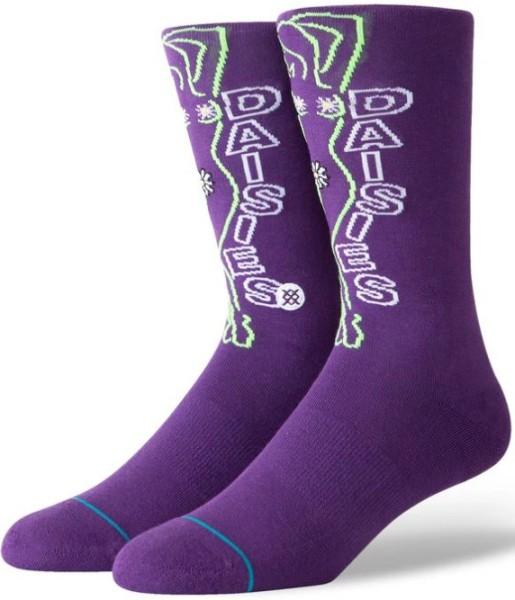 Stance - Crazy Daisies - Accessories - Socken - purple