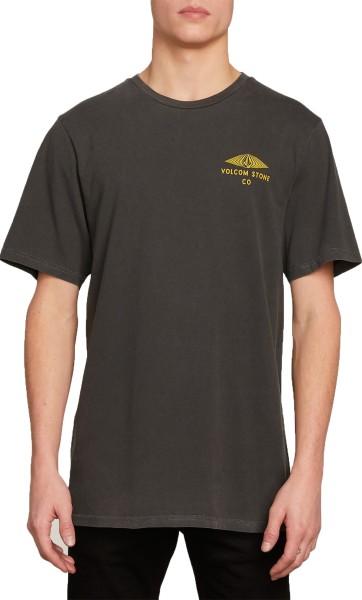 Volcom - Mystical Stone - Streetwear - Shirts & Tops - T-Shirts - black
