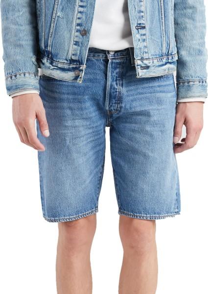 Levis - 501 Hemmed Short - Peanut Butter - Jean Shorts