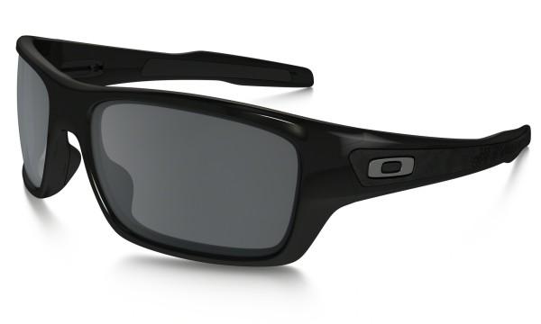 TURBINE - Sonnenbrille - Oakley - Pol Black W-Black