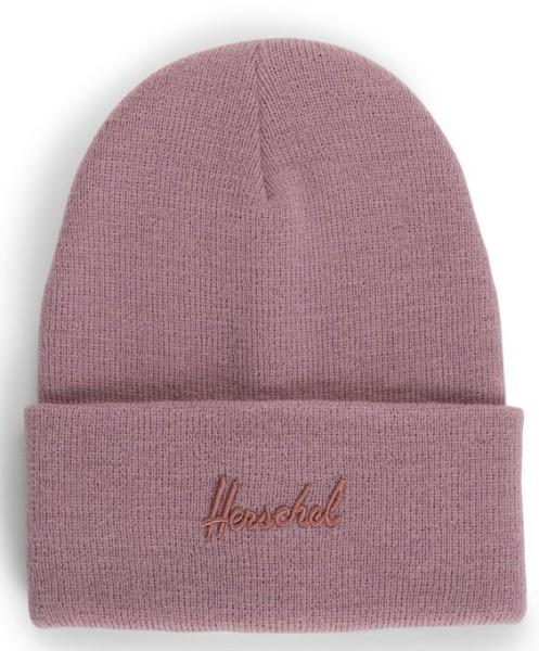Herschel - Aden - heather light grey - accessoires - mützen - beanie