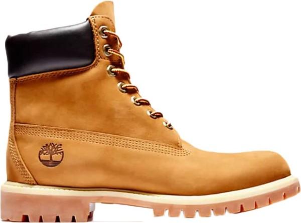 6 Premium Boot - Timberland - rust nubuck - Winterschuh High