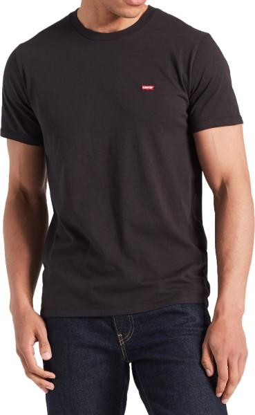 Levis - SS Original HM Tee - Cotton plus Patch Bl - T-Shirts
