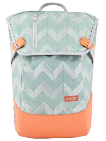 Daypack - Rucksack - Unisex - Flicker Mint Coral
