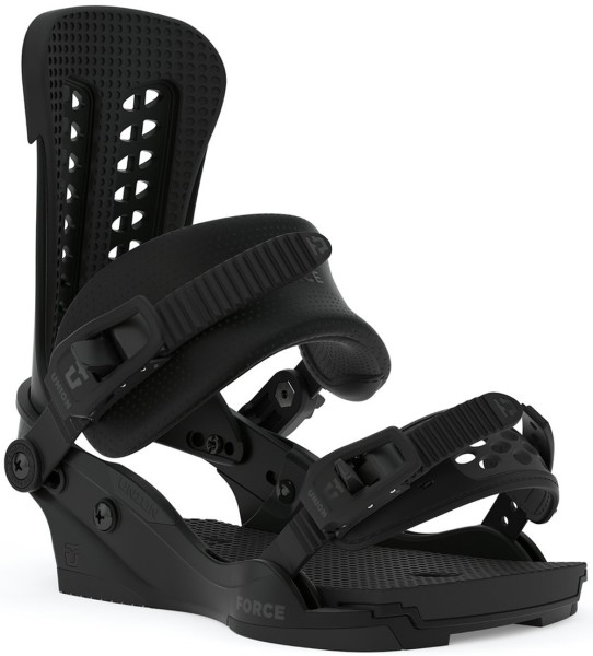 Force - Union - black - Snowboard Bindung