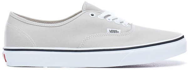 Vans - Authentic - Schuhe  -  Sneakers  -  Sneakers - silver lining/ true white