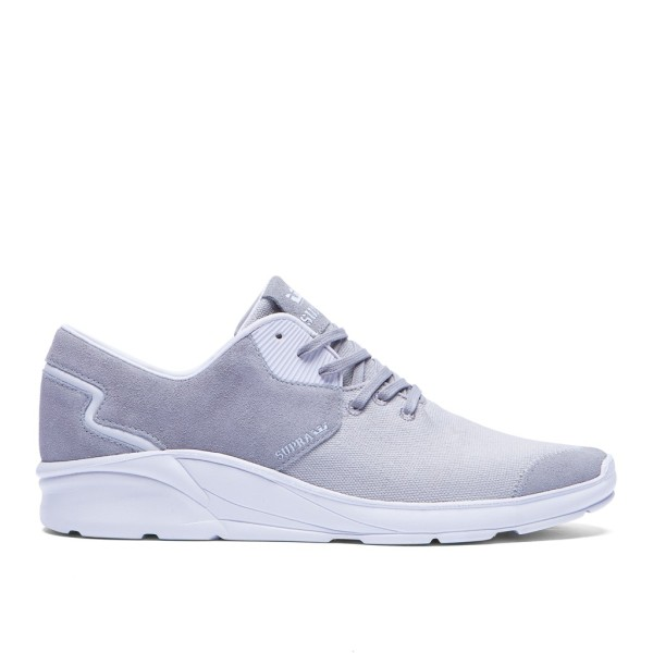 NOIZ - Schuhe - Supra - Light Grey