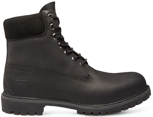 6 Premium Boot - Schuhe - Timberland - Black