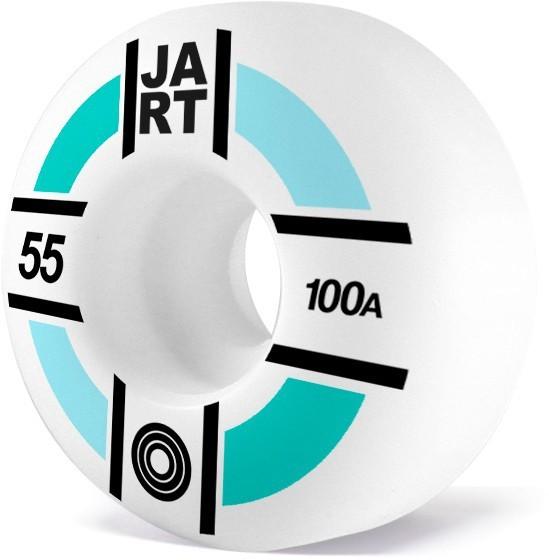 Jart - Supernova - Boards & Co - Skateboard - Skateboard Wheels - SB Rollen-Wheels - white