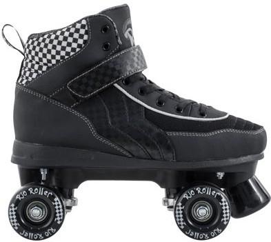 Rio Roller - MAYHEM - black - schwarz - rollschuhe rio roller - schwarze rollschuhe - rollerskates - rollschuhe black - black rollerskates
