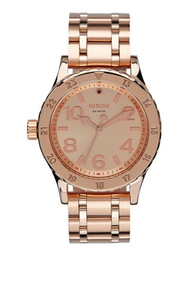38-20 - Uhren - Nixon - Rose-Gold