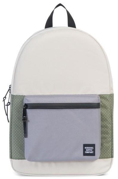 Herschel - Settlement - Unisex - Green - Grün - Lichen Green - Backpack - Rucksack