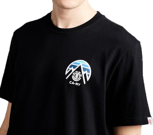 TRI TIP - Element - flint black - T-Shirt