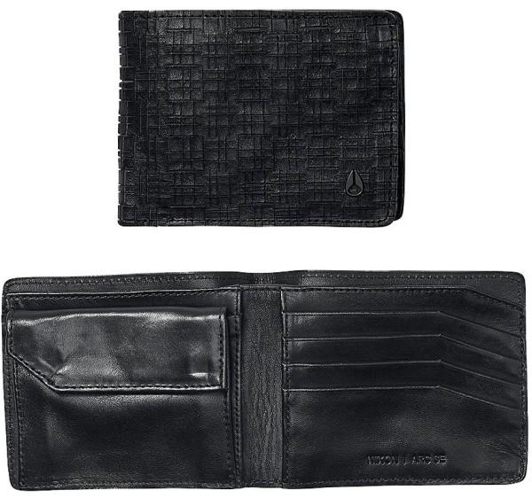 Nixon - Arc SE - Accessories - Geldtaschen - Ledergeldtaschen - black