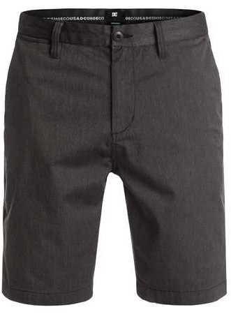DC - Worker Straight Short - Herren Shorts - Dark Indigo