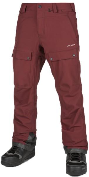 Volcom - Pat Moore - Snowwear - Funktionshosen - Snowboardhosen - burnt red