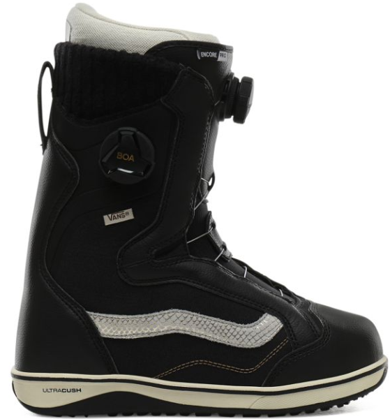 Vans - Encore Pro - Snowboard - Softboots - Freestyle Boot - black/turtledove