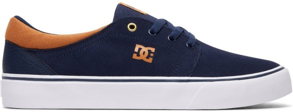 DC - Trase S - Schuhe - Sneakers - Sneakers - navy/white