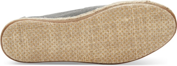 Toms - Alpargata - Schuhe  -  Straßenschuhe  -  Slippers - drizzle grey washed canvas