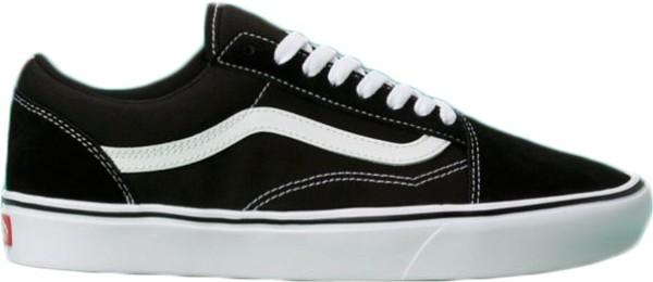 ComfyCush Old Skool - Vans - black/white - Sneakers