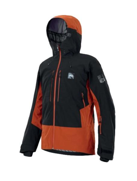 WELCOME JKT - Picture - C Black - Snowboardjacke