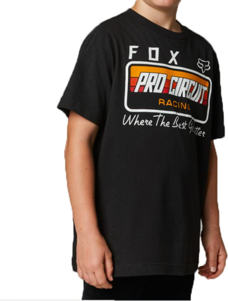 YOUTH PRO CIRCUIT SS TEE