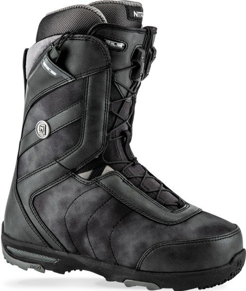 Nitro - Monarch TLS - Boards & Co - Snowboards - Snowboard Boots - Freestyle Boots - black