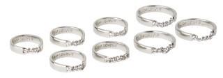 Cheap Monday - Raptor - Damen - Silver - Silber - SILVER - Rings - Ringe