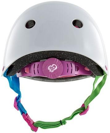 RIo Roller - Helmet - Helm - Rio Roller Helm - Helm für Rollschuhe - Rollschuhe passender Helm - Rio Roller Helme - Helme weiß