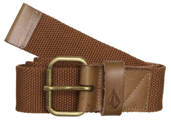 BACKCOUNTRY BELT - Gürtel - Volcom - Herren - Mocha
