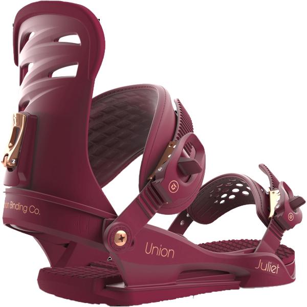 Union - Juliet - Boards & Co - Snowboards - Snowboard Bindungen - Snowboardbindungen - black
