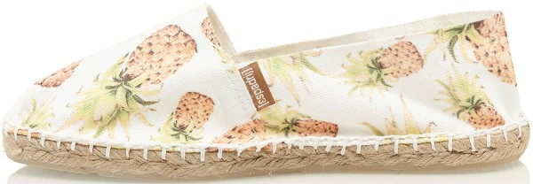 Espandrij - Classic Print - Schuhe  -  Straßenschuhe  -  Slippers - Ananas