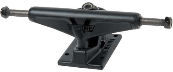 Venture - Black Shadow - Skateboards - Skateboard Achsen - Skateboard Achsen - matt schwarz - Venture Skateboard Achsen - Skateboard Achsen von Venture
