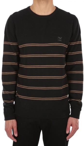 Striped Seed Knit