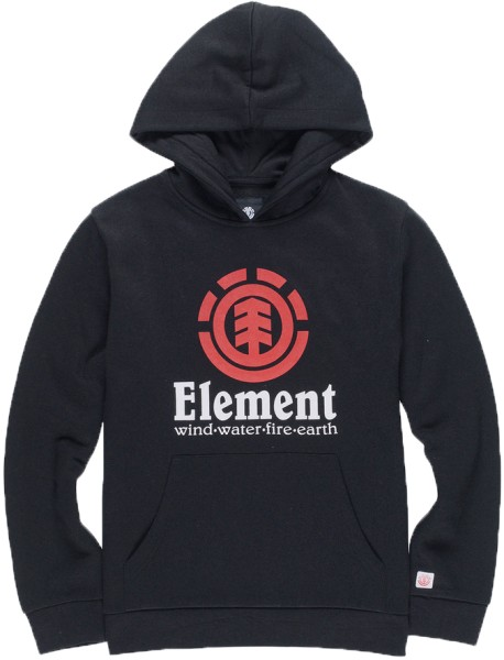 Element - Vertical - Streetwear - Sweaters - Kapuzenpullis - flint black