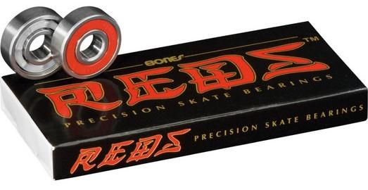 Bones - Reds - Kugellager - Skateboard Zubehör