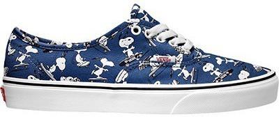 Vans - U Authentic - Schuhe - Sneakers - Sneakers - snoopy/skating
