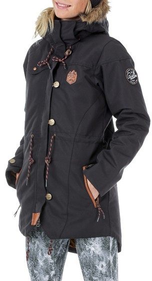 Picture - Katniss jacket - black