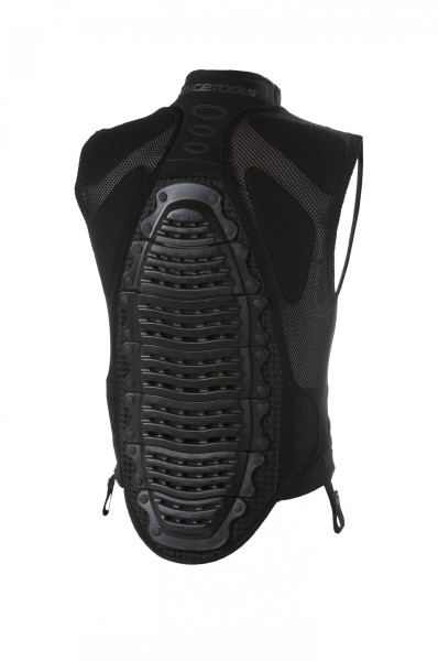 SPINE JACKET STD 2013 - Rückenprotector Snow - Black