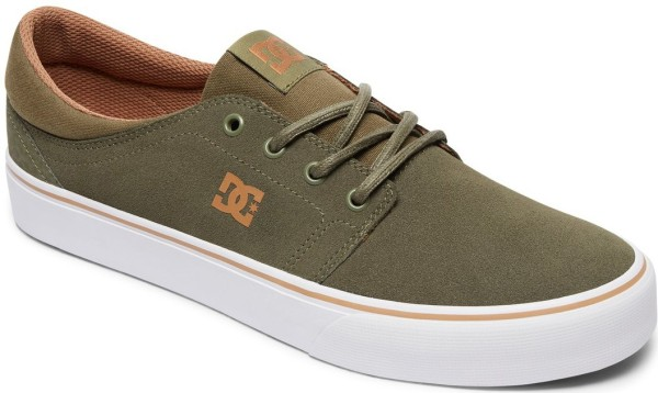DC - Trase SD - Schuhe - Sneakers - Sneakers - olive