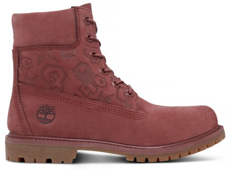 Timberland - 6IN Premium Boot - Schuhe - Winterschuhe - Winterschuhe High - Sable