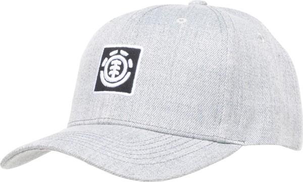 Element - Treelogo - Accessories - Caps - Snapback Caps - grey heather