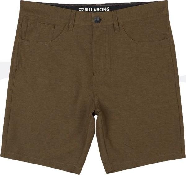 Billabong - Outsider Submersible - Streetwear - Shorts - earth heather