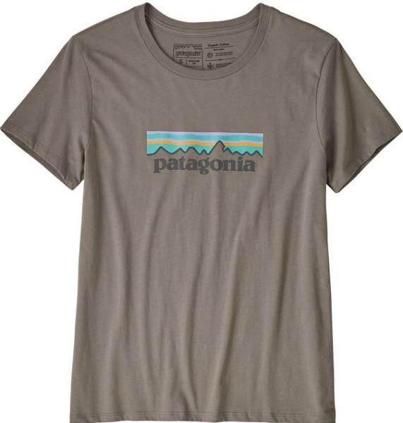 Patagonia - Pastel - Streetwear - Shirts & Tops - Shirts und Tops - T-Shirt - feather grey