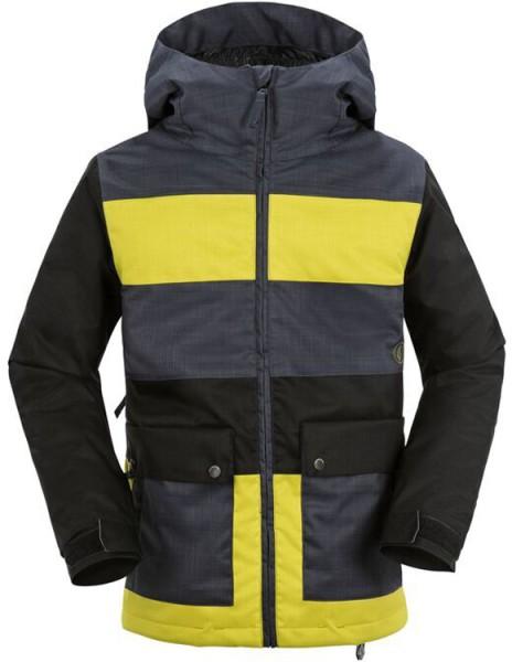 Volcom - Chiefdom ins Jacket - Snowboard Jacke - Yellow