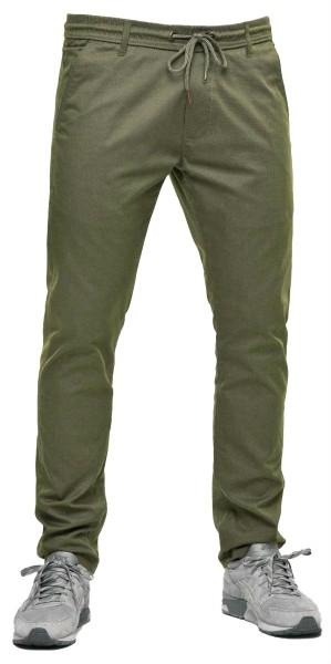 Reell - Reflex Easy Pant - Streetwear - Hosen - Jogginghosen - olive